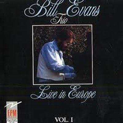Bill Evans Album Covers