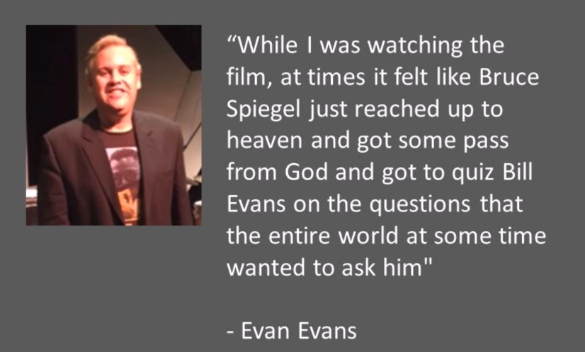 evan evans time remembered