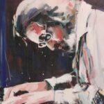bill evans painting